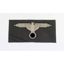 Waffen-SS, Ärmeladler für Mannschaften, Bevo