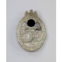 Panzerkampfabzeichen in Silber, Hst. R.R.S.