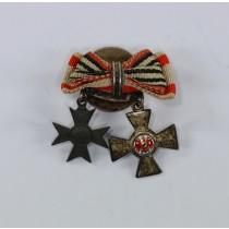 Preußen, Knopfloch Miniatur 2X
