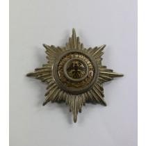 Preußen, Regiment Garde Du Corps, Auflage für den Kartuschkasten