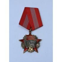 Sowjetunion, Orden der Oktoberrevolution