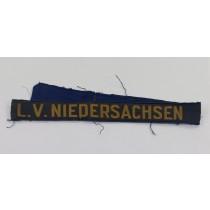 Stahlhelmbund, Ärmelaband L.V. Niedersachsen