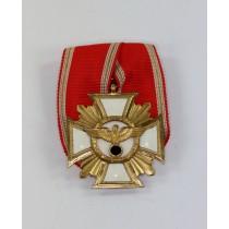 NSDAP Dienstauszeichnung in Gold (25 Jahre), an Einzelspange