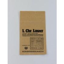 Verkaufstüte, L. Chr. Lauer