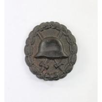 Verwundetenabzeichen in Schwarz 1918, Variante (!)