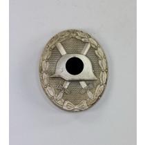 Verwundetenabzeichen in Silber, Hst. 65