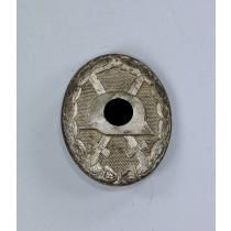 Verwundetenabzeichen in Silber, Hst. 107