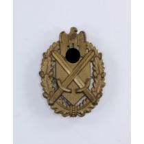 Wehrmacht, Auflage für die Schützenschnur, Stufe 9 - 12