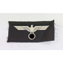 Wehrmacht Heer, Brustadler für Mannschaften Panzertruppe