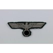 Wehrmacht Heer, Brustadler für Offiziere (handgestickt)