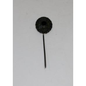 20 MM Miniatur Verwundetenabzeichen in Schwarz, 1. Form