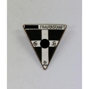 Nationalsozialistische Frauenschaft (NSF) Mitgliedsabzeichen (groß)