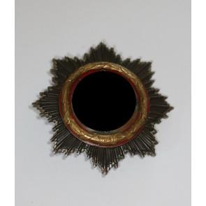 Deutsches Kreuz in Gold, Hst. 1 (leicht) (!)