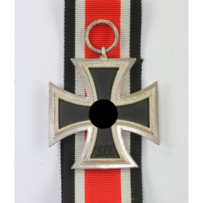 Eisernes Kreuz 2. Klasse 1939, Hst. L55, auf dem Rand