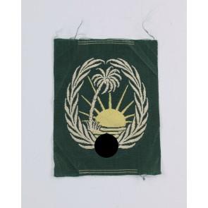 Ärmelabzeichen für Angehörige der Sonderverband 288 / 287