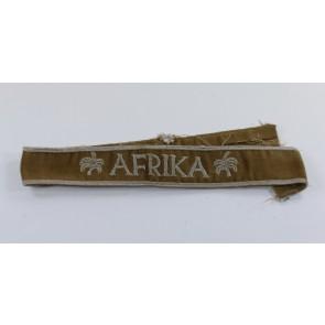 Ärmelband Afrika (Kamelhaar), mit RBN Nummer