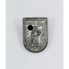 Abzeichen, Leuchte Scheine Gold´ne Sonne über dieses freie Land 1940/41, Gau Koblenz - Trier (Arbeiter)