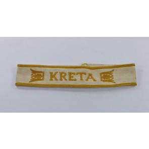 Ärmelband Kreta, mit Reichsbetriebsnummer