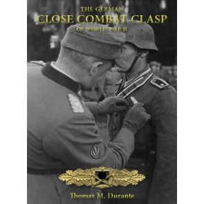 Fachbuch, Thomas Durante, The German Close Combat Clasp of World War II - Neue Auflage (!)