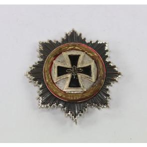 Deutsches Kreuz in Gold, Ausführung 1957, Steinhauer & Lück