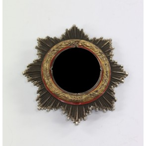 Deutsches Kreuz in Gold, Hst. 20 (leicht)