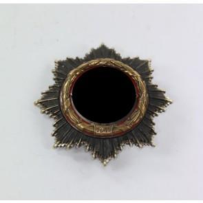 Deutsches Kreuz in Gold, Hst. 21 (schwer)