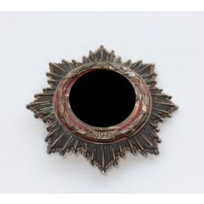 Deutsches Kreuz in Silber, Deschler, schwer 6 Nieten
