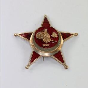Osmanisches Reich, Eiserner Halbmond