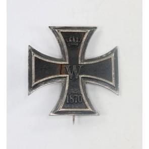 Eisernes Kreuz 1. Klasse 1870, I. Wagner & S. 14 Löth