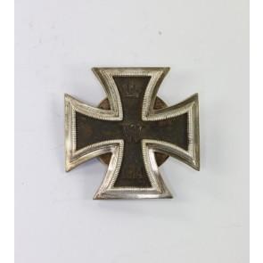 Eisernes Kreuz 1. Klasse 1914, in der Form von 1939, an Schraubscheibe, Paul Meybauer