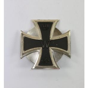Eisernes Kreuz 1. Klasse 1914, Petz & Lorenz, Scheibe und Mutter