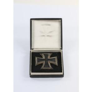 Eisernes Kreuz 1. Klasse 1939, 1957 Ausführung, Deumer, im Etui