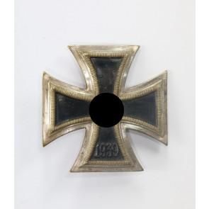 Eisernes Kreuz 1. Klasse 1939, C.E. Juncker, einteilig, nicht magnetisch