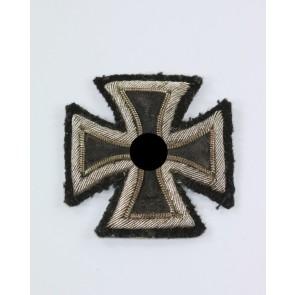 Eisernes Kreuz 1. Klasse 1939, gestickte (!) Ausführung