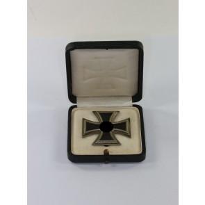 Eisernes Kreuz 1. Klasse 1939, Hst. 107, im Etui