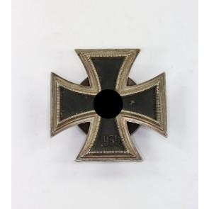 Eisernes Kreuz 1. Klasse 1939, an Schraubscheibe, Hst. L58, nicht magnetisch