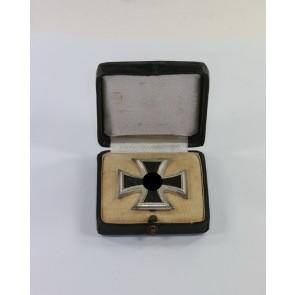 Eisernes Kreuz 1. Klasse 1939, Hst. 100, im Etui
