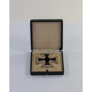 Eisernes Kreuz 1. Klasse 1939, Hst. 6., im Etui