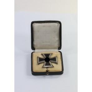 Eisernes Kreuz 1. Klasse 1939, Hst. L/10, im Etui