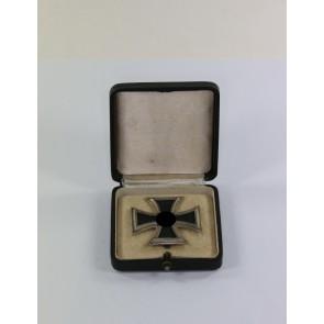 Eisernes Kreuz 1. Klasse 1939, Hst. L/11, im Etui