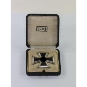 Eisernes Kreuz 1. Klasse 1939, Hst. L/11, im LDO Etui