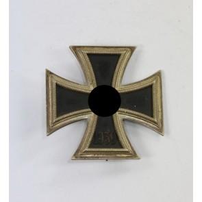 Eisernes Kreuz 1. Klasse 1939, Hst. L/11, ohne Kasten (!)