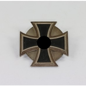 Eisernes Kreuz 1. Klasse 1939, Otto Schickle, Scheibe und Mutter (!)