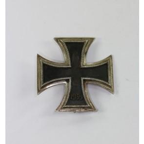 Eisernes Kreuz 1. Klasse 1939, Schinkel Form, Deumer - Kriegsgefangenschaft (!)