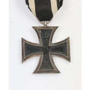 Eisernes Kreuz 2. Klasse 1914, Hst. MM