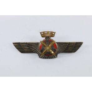 Flugzeugführerabzeichen Legion Condor, Paul Meybauer, Major Rolf Jung