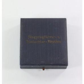 Frühes Etui Flugzeugführer und Beobachter Abzeichen (Doppelabzeichen)