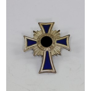 Halbminiatur Mutterkreuz in Silber
