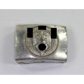 Hitlerjugend (HJ), Koppelschloss, Hst. RZM M4 /39, Variante (!) Patent-Hakenfang