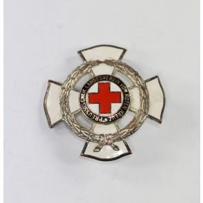 Preußen, Ehrenzeichen des Preußischen Landesvereins vom Roten Kreuz 25 Jahre, Hst. Godet